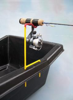 Today 39 s tackle tackle so advanced it 39 s easy for Rocking fishing rod
